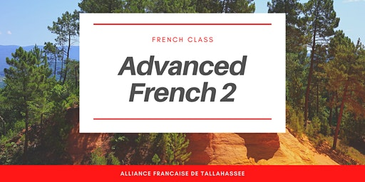 French class : Advanced 2