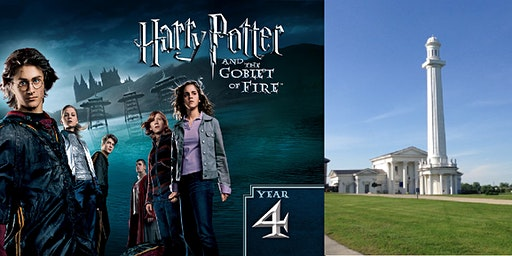 Harry Potter Movie On The Lawn: Goblet Of Fire