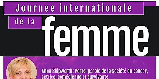 Journée internationale de la femme  /  International Women's Day