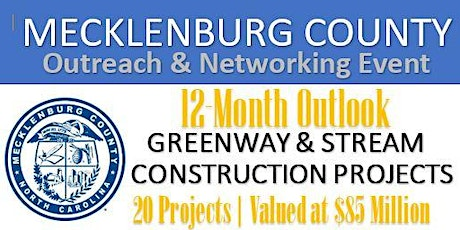Outreach & Networking Event: Greenway & Stream Construction Project tickets
