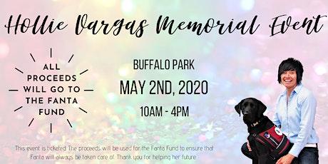 Hollie Vargas Memorial Event tickets