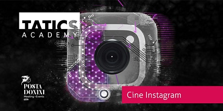 Cine Instagram - Workshop biglietti