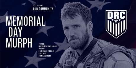 DRC Memorial Day Murph tickets