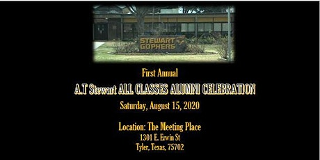 A.T Stewart Alumni Celebration tickets