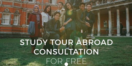 Learn About Vooya Journey: Free Consultation for Study Tour Abroad tickets
