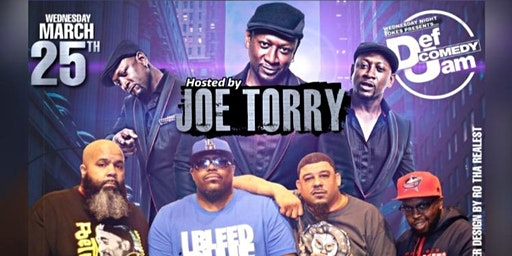 DEF COMEDY JAM EDITION: HOSTED BY JOE TORRY w/ ALL OHIO KINGS OF COMEDY