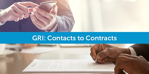 GRI Contacts to Contracts DE - Hosted by YPN