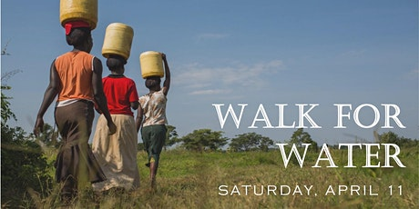 Walk for Water tickets
