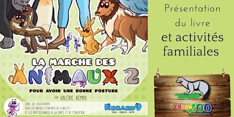 Journée familiale : Éducazoo et la marche des animaux 2!  billets