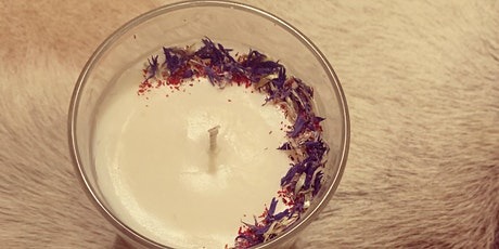 Scented Candle Making for Beginners using Essential Oils tickets