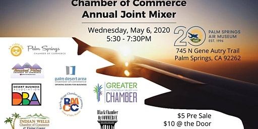 Chamber of Commerce Annual Joint Mixer