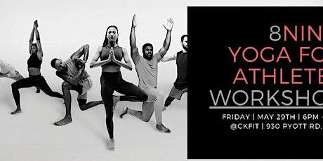 Yoga For Athletes Workshop tickets