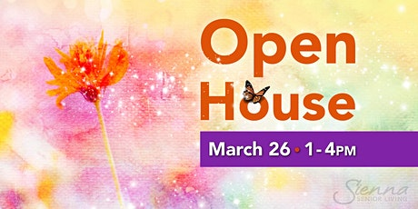 Open House at Island Park Retirement Residence tickets