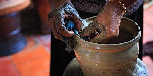 Adult Pottery Workshop April 2020