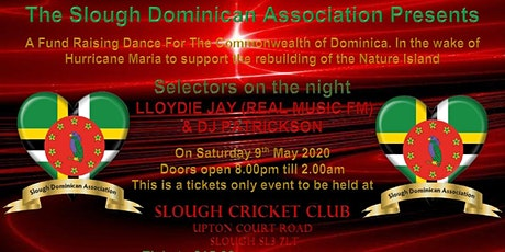 Slough Dominican Association Fundraising Dance tickets