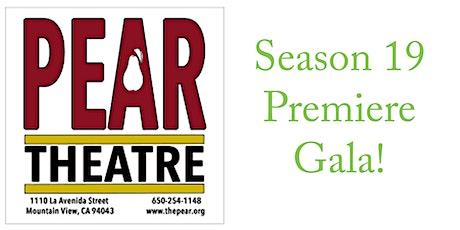 Pear Theatre Season Premiere Gala - General Admission tickets