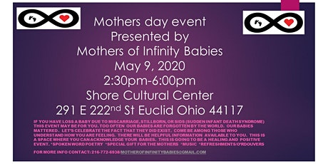 Mothers of Infinity Babies Mother's Day Event tickets