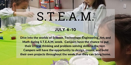 Summer Fun at JWP:  S.T.E.A.M. tickets