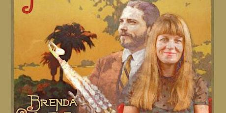 Trad in Toluca: Joey Abarta & Brenda Castles  tickets
