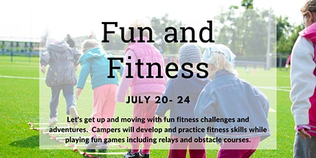 Summer Fun at JWP: Fun and Fitness tickets