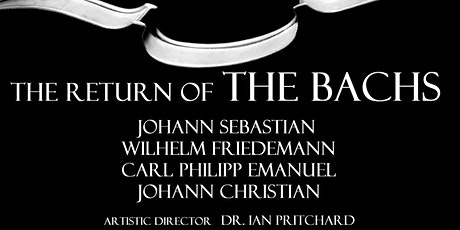 Kontrapunktus presents THE RETURN OF THE BACHS tickets