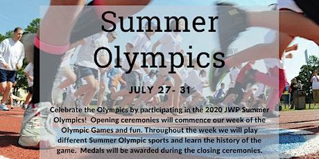 Summer Fun at JWP: Summer Olympics tickets