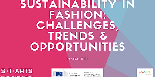 Sustainability in fashion: challenges, trends & market opportunities