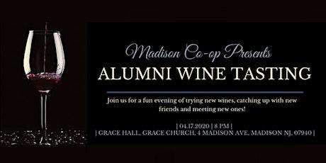 Annual Alumni Wine Tasting tickets