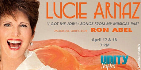 Lucie Arnaz in concert at Unity Naples tickets