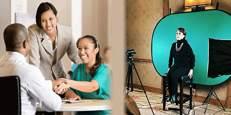 San Mateo 4/10 CAREER CONNECT Profile & Video Resume Session tickets