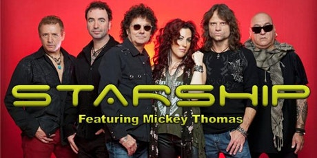 Starship Featuring Mickey Thomas (Memphis/Bartlett, TN) St. Ann Fall Fest - Live on the Field tickets