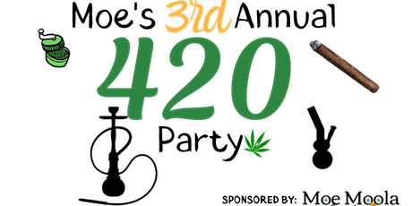 Moe's 3rd Annual 420 Party tickets