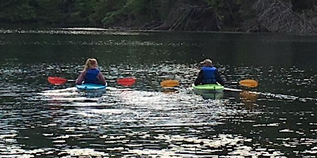 Canoe and Kayak at Bays Mountain Park tickets