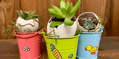 Succulent Easter Eggs tickets
