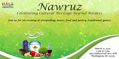 Nawruz - Celebrating Cultural Heritage Beyond Borders tickets
