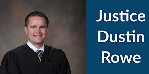 Oklahoma Supreme Court Justice Dustin Rowe