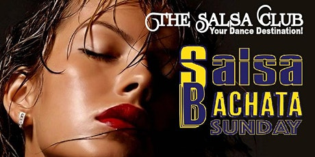 Salsa and Bachata Sunday! Latin Dance Lessons and DJ Fiesta tickets