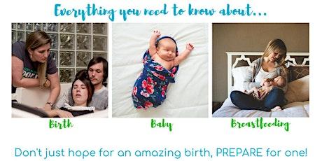 Birth Boot Camp Comprehensive Childbirth Class tickets