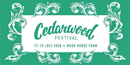 Cedarwood Festival 2020