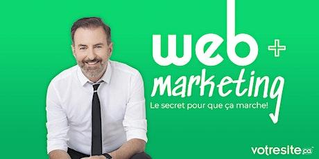 Conférence à Mont-Laurier // François Charron billets