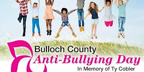 Bulloch County Anti-Bullying Day tickets