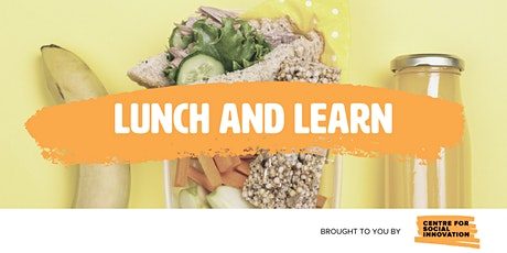 Lunch & Learn: Social Finance and Investment Readiness with Wayne Miranda tickets
