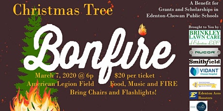 Christmas Tree Bonfire 2020 tickets