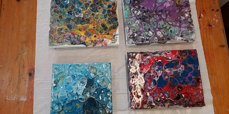 Pour Painting Mania!!! tickets
