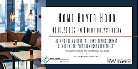 03.07.2020 BENT BREWSTILLERY Home Buyer Happy Hour tickets