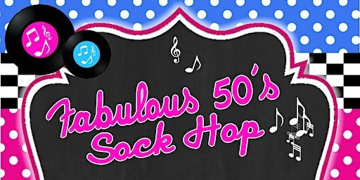 Fabulous 50s Sock Hop