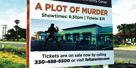 A Plot of Murder - Murder Mystery Dinner Theater, Friday, May 1st tickets