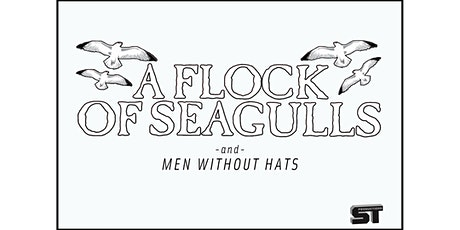 Flock Of Seagulls w/Men Without Hats tickets