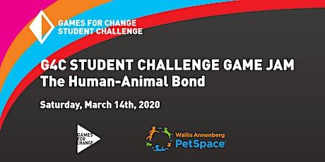 G4C Game Jam: The Human-Animal Bond tickets