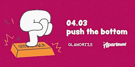 Push The Bottom     Quiz Game e party music biglietti